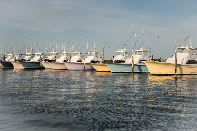 Oregon Inlet Marina