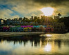 Sunset over Capitola