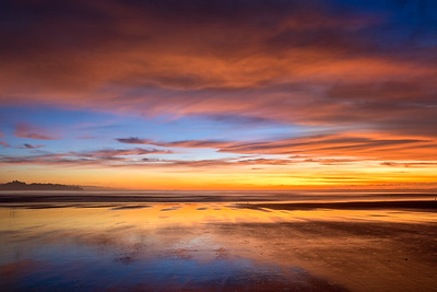 Low Tide Sunrise, Mangawhai Heads