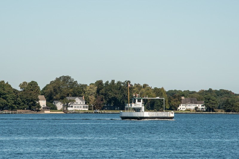Oxford Ferry From St. Michael