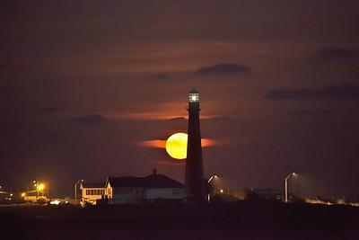 Moon Over Bolivar