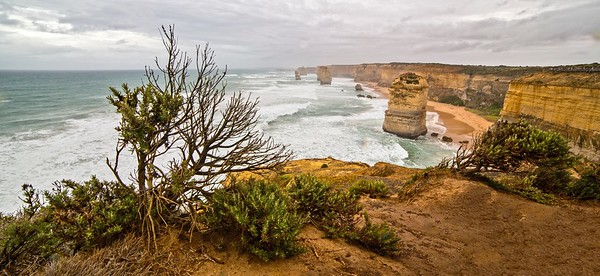 The Twelve Apostles Looking West