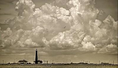 Bolivar Clouds