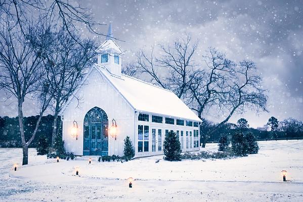 The Folmar Wedding Chapel, Tyler TX