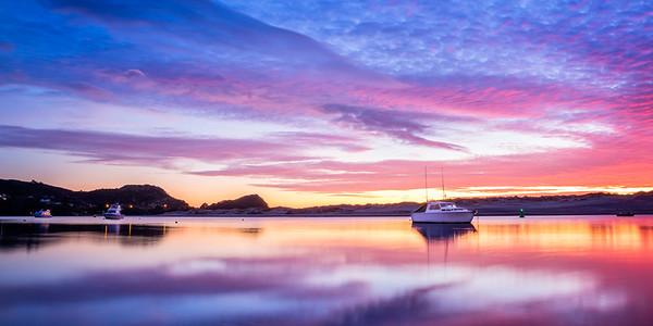 Mangawhai Estuary Sunrise