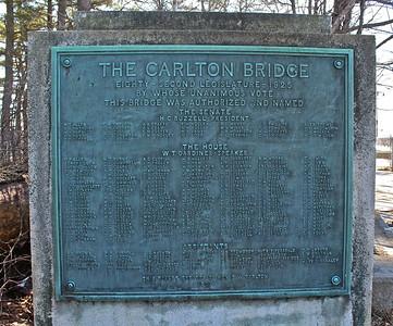 16.03.26 Carlton Railroad Bridge between Bath and Woolwich
