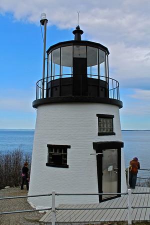 16.04.18 Owl's Head Lighthouse