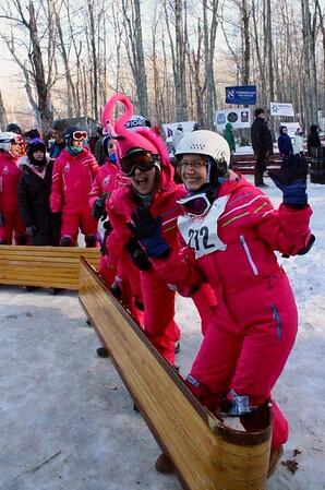 19.02.09 US Toboggan Championships at Camden Snow Bowl