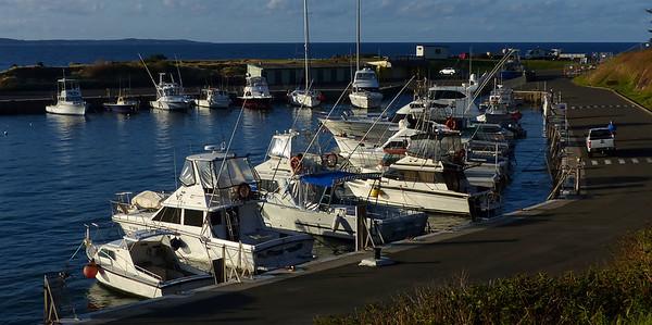 Kiama Boat Harbour w