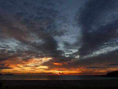 Sunrise w