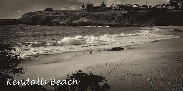 Kendalls Beach circa 2014 w