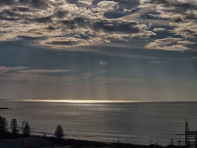 Mid Morning at Sea w