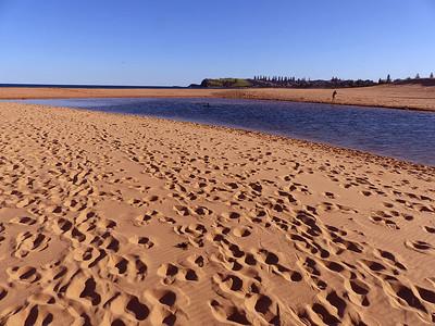 Werri beach lagoon w