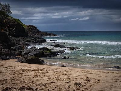 Beach w