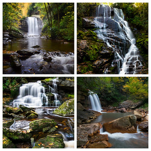 Waterfalls of the Blue Ridge 2
