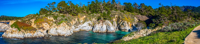 China Cove at Point Lobos