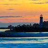 Santa Cruz Harbor Walton Lighthouse