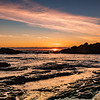 Weston Beach Point Lobos Sunset