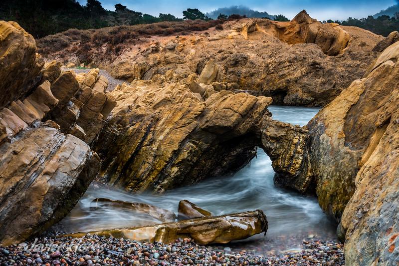 Weston Beach Point Lobos