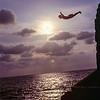 Mazatlan Cliff Diver