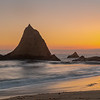 Martins Beach Sunset