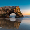 Natural Bridges Beach