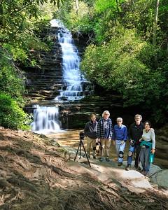 cps waterfall field trip