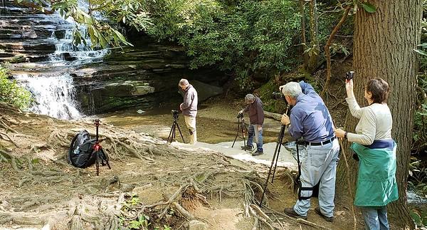 Rick Olson - cps waterfall field trip