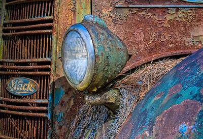 Mark Chandler - old car city 2