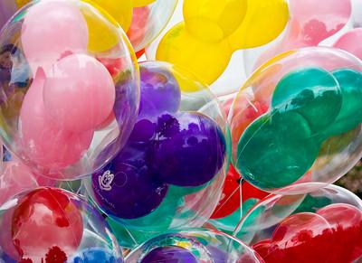Mark Chandler - Mickey balloons