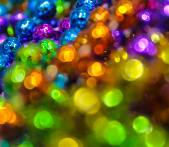 Mark Chandler - Colorful Beads