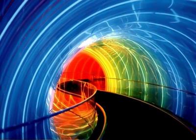 Mark Chandler - Rainbow Tunnel