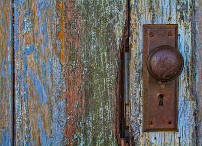 Mark Chandler - door