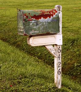 T Burr - Mailbox