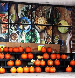 T Burr - Pumpkin Time
