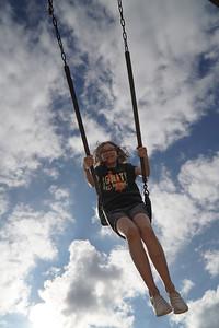 Pearl Swinging