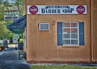 Mark Chandler - Church Street Barber
