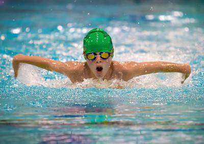 Mark Chandler - swim meet