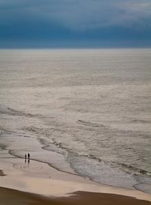 Mark Chandler - beach walk