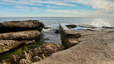 Lake Ontario, Mark B