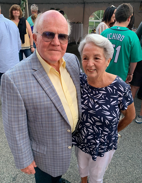 Jim and Sally Moynihan of Lowell