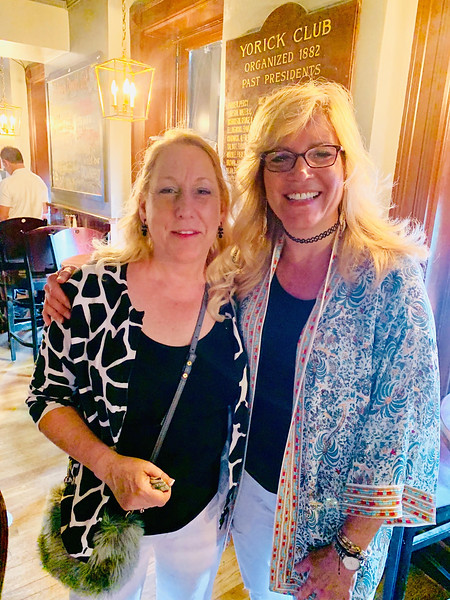 Melissa Dearth-Gaudet and Michelle Raymond of Lowell
