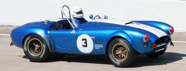 Cobra Race Cars