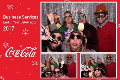 Coca-Cola Business Services End of Year Celebration 2017