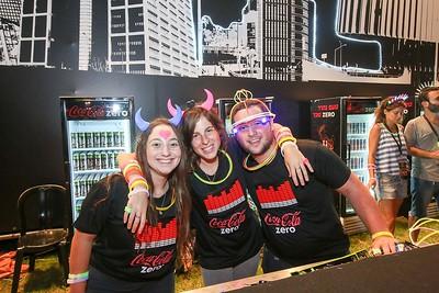 Coca Cola Zero Night Ron Tel Aviv 2015