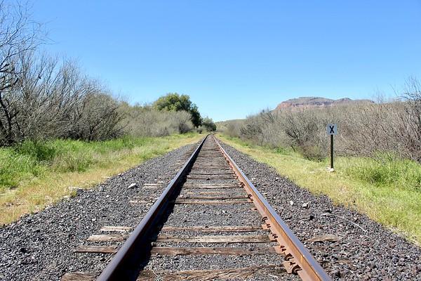 Copper Basin Railway at Cochran (2019)