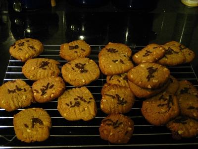 PB cookies Sept 21 08