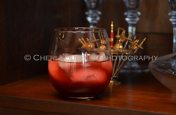 Camarena Blackberry Brut - cocktail creation & photography by Cheri Loughlin for representatives of Camarena Tequila