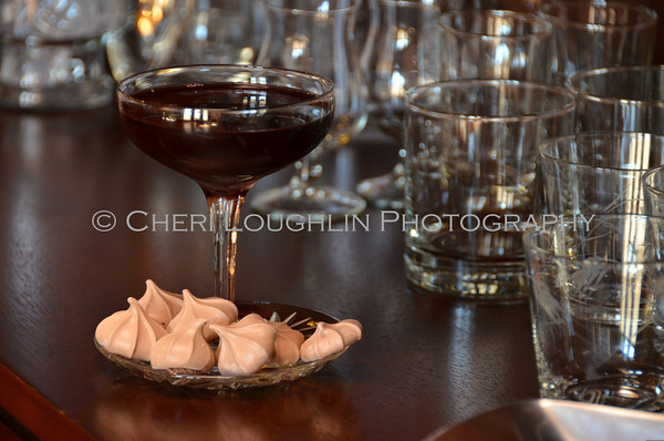Barefoot Chocolate Martini - cocktail creation & photography by Cheri Loughlin