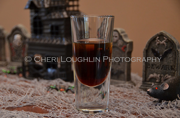 Noche de Arandas - cocktail creation & photography by Cheri Loughlin for representatives of Camarena Tequila